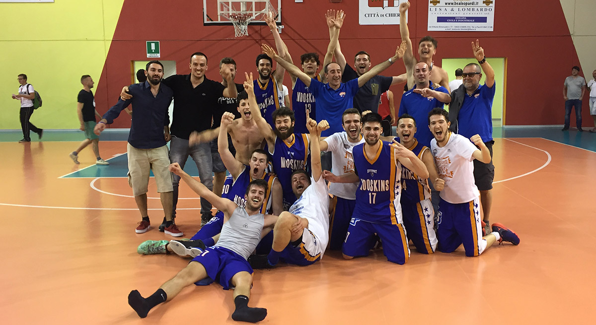 A.S.D. Basket Mooskins Vercelli